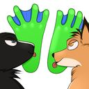 batch_23__lower_torso2C_showing_off_plump_webbed_flipper_feet_being_slurpedlicked_by_a_fox_and_skunk.jpg